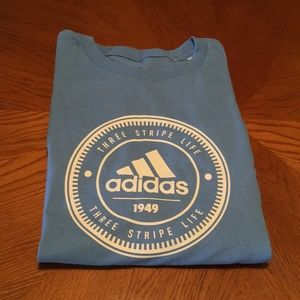 Men's Adidas Go to Climalite Tee shirt.
